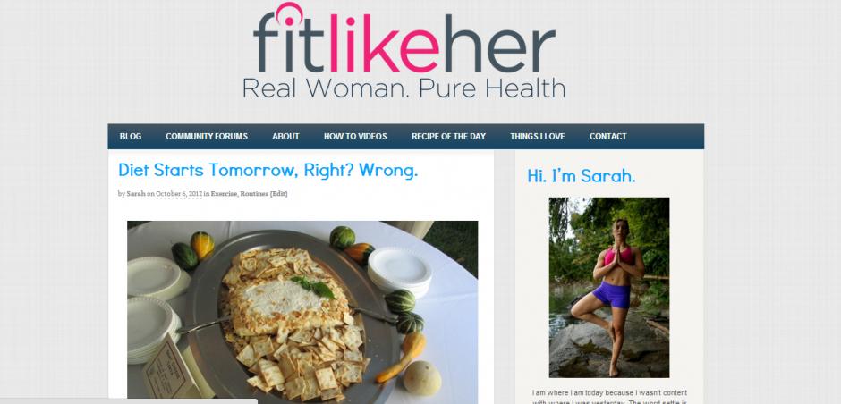 LFM - FitLikeHer